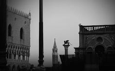 """""""The Lion"""" - Elegant and minimal design. Nora Rampinelli is an Italian photographer, graphic and web designer currently based in Dublin, Ireland. Venice Photography, Dublin Ireland, Minimal Design, Big Ben, Minimalism, Lion, Web Design, Elegant, Building"""