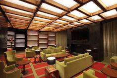 Hilton Lobby Bar, Ciudad de México, 2013 - Pascal Arquitectos
