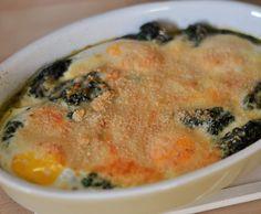 Low Carb Spinat-Eier von jessica.broders auf www.rezeptwelt.de, der Thermomix ® Community