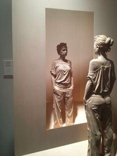 Peter Demetz was born in Bolzano-Italy and lives and works in Ortisei (BZ).