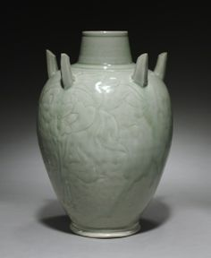 Vase with Peonies and Five Spouts, Southern Song Dynasty | Cleveland Museum of Art.