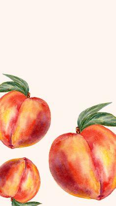 Wallpaper/Peach