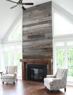 9 Fascinating Tips: Cheap Fireplace Remodel fireplace classic rugs.Fireplace And Mantels Master Bedrooms fireplace wall Fireplace Remodel. Shiplap Fireplace, Home Fireplace, Fireplace Remodel, Fireplace Design, Fireplace Ideas, Reclaimed Wood Fireplace, Wall Fireplaces, Custom Fireplace, Craftsman Fireplace