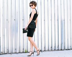 { another LBD } + a giveaway! | The Glamourai