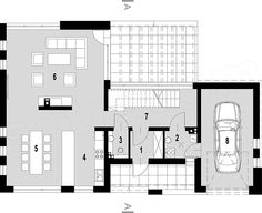 Projekt domu HomeKoncept-15 164,49 m2 | extradom