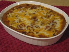 Easy Mexican Casserole Recipes | Easy Mexican Casserole | Tasty Kitchen: A Happy Recipe Community!