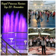 Took a cruise on the Regal Princess during its inaugural season, and it's fabulous. This Regal Princess review describes the top 20 amenities aboard ship.