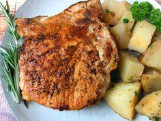 Instant Pot Pork Chops - RecipeTeacher