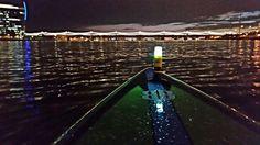 Riverboud Sports TNT.  Tuesdays N Tempe  #sup #paddleboarding #standuppaddle #sunsets #sunsetpaddle #blkbox