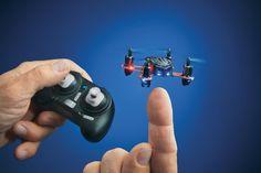 Estes Proto X 1 http://www.amazon.com/Estes-Proto-Quadcopter-Colors-Black/dp/B00G924W98