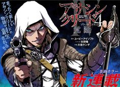 assassins creed anime - Buscar con Google