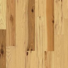 (3.99/sf @ HD) Bruce Country Natural Hickory 3/4 in. Thick x 3-1/4 in. Wide x Random Length Solid Hardwood Flooring (22 sq. ft. / case)-C0710 - The Home Depot