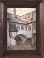 Gustav Jahn - Bilder 25.04.2019 - Startpreis: EUR 500 - Dorotheum - Gustav Jahn Fälschung Art Auction, Poster, Painting, Auction, Postcards, Watercolor, Drawing S, Art, Pictures