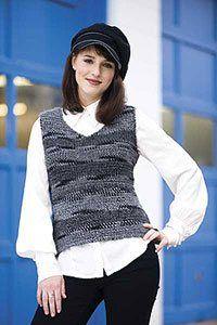 Katharine Vest - Crochet Me