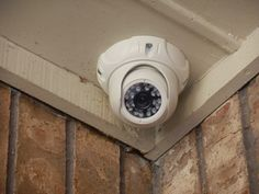 How to secure your home with self-installed security cameras.