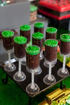 Hostess with the Mostess® - Minecraft Birthday Party