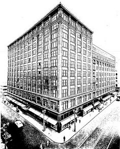 The Department Store Museum: Stix, Baer & Fuller, St. Louis, Missouri
