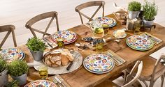colorful, tableware, tabletop decoration, villeroy and boch, rustic, decoration ideas, fresh.