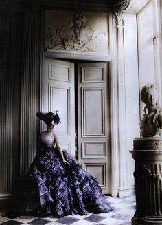 Vanity Fair Editorial Vanity Fair-Hollywood's Rebel Belle, July 2012 Shot #8