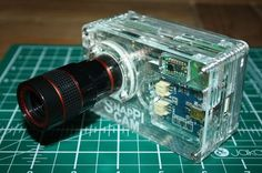 The SnapPiCam | A Raspberry Pi Camera #adafruit #littlebox #photography