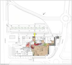 Architects: INRES, Area-17 Architecture & Interiors, Paolo Lucchetta + Retail Design Location: Modena (Italy) Start of work: 2015 Completion of work: September 15, 2016 Client: Coop Alleanza 3.0; CambiaMO; ACER Modena; R-Nord apartment building Floors and walls inside and outside the gallery: FMG Fabbrica Marmi e Graniti - Iris Ceramica Spa Group - Eiffelgres  Photos by: © Maurizio Picci, Pietro Savorelli