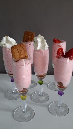 Mousse+de+fraises