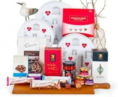 Image for Gourmet Choice from Total Office National Hampers, Container, Image, Food, Gourmet, Meals, Yemek, Eten