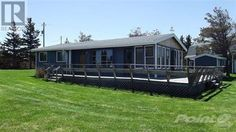 Three bedroom cottage located on the Cape Road off Rte #6 between North Rustico & Cavendish.  The cottage features cross country views with a distant view of the Gulf.  This property also has a 2 sto