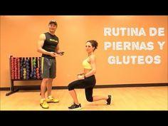 Endureciendo los glúteos y tonificando las piernas/Gluteus & Legs/Trainer Marcelo - YouTube