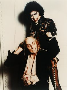 Rocky Horror Picture Show :) Went to one of these with my brother back in the day day!!!!