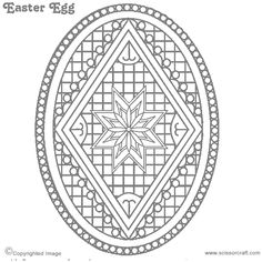 Russian Easter Eggs Coloring Pages. Pysanky eggs  printable patterns Egg DecoratingEaster ColouringColoringEaster Printable Difficult Coloring Pages AZ Ideas and