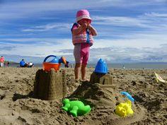 Golden Bucket and Spade Sand Art Competition with Konfidence Bucket And Spade, Art Competitions, Sand Art, Outdoor Fun, Swimming, Children, Summer, Swim, Young Children