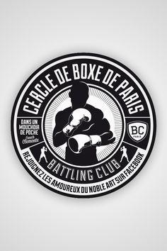 Boxing Logo By Christian Zivojinovic