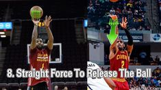 How To: Kyrie Irving Shooting Form With 33 Tips – Shotur Basketball Jump Shot Tips Basketball Shooting Drills, Basketball Drills, Basketball Funny, Girls Basketball, Basketball Court, Kyrie Irving Shot, Irving Wallpapers, Tracy Mcgrady, Basketball Posters