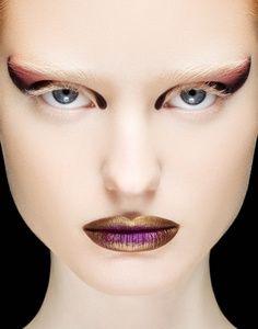 beauty eyebrow