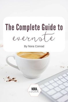 Evernote is one of the most powerful tools I use in my daily life. It's features are top of the line and can change how you do business, make plans and stay organized - so I made you a guide to get started.
