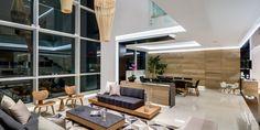 Penthouse Design - Modern Architecture - Spacious Interior