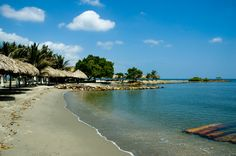 ... Playas de Coveñas segunda ensenada