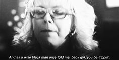 "She gives credit where credit's due. | 15 Reasons Penelope Garcia From ""Criminal Minds"" Is The Best"