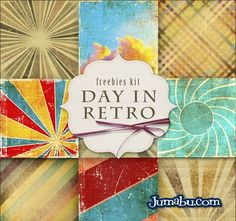 Fondos Coloridos con Estilo Vintage en HD | Jumabu! Design Tools - Vectorizados - Iconos - Vectores - Texturas