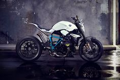 BMW Concept Roadster Motorcycle