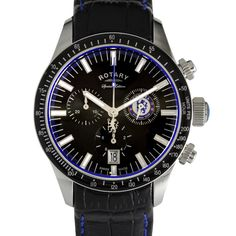 Rotary Chelsea FC Special Edition Strap - GS90048/04