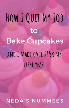 Sick of watching other people pursue their dreams of starting a baking business and making great money. I am tooo! Until August of that is when I decided enough was enough, I have more… Bakery Business Plan, Baking Business, Catering Business, Business Ideas, Home Baking, Baking Tips, Baking Cupcakes, Cupcake Cakes, Opening A Bakery