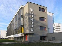 Bauhaus Dessau - Walter Adolf Gropius