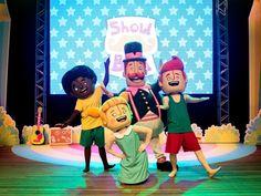 Show do Bita será apresentado no Teatro SESI no dia 13 de novembro. Saiba mais no site www.arrozdefyesta.net.