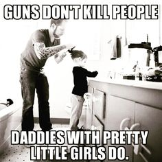 I think I could probably pick this apart and find something subversive about it, but I really just like it because the picture is SO cute and reminds me of my husband with our daughters.  #lmafo #confidence #hilarious #change #progress #progress #discipline #dedication #goals #gains #2a #girlswholift #gun #guns #lmao #lifeisbeautiful #loveyourself #lifestyle #lifeisgood #healthy #fitmom #fitfam #fitspo #fitforlife #fitnessaddict #effyourbeautystandards #muscle #momlife #neverenough