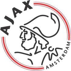 Het logo bestaat uit letters, een cirkel en een tekening/afbeelding. Ajax is opgericht door een groepje jongens van de H.B.S. aan de Weteringsschans in Amsterdam. In de geschiedenisles werd verteld over Ajax. Hij was een held in het Griekse verhaal van Troje. Zo zijn ze aan de naam gekomen Ik vind het een mooi logo.