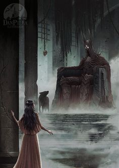 The Throne Of Morgoth