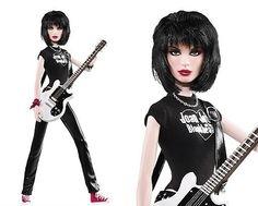 Joan Jett Barbie Doll