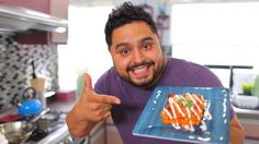 YouTube star Guzii cooks up an over-the-top enchilada casserole